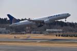 Cスマイルさんが、成田国際空港で撮影したユナイテッド航空 777-222の航空フォト(飛行機 写真・画像)