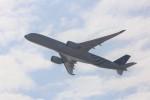 meijeanさんが、関西国際空港で撮影したベトナム航空 A350-941XWBの航空フォト(飛行機 写真・画像)