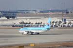 meijeanさんが、関西国際空港で撮影した大韓航空 737-9B5の航空フォト(飛行機 写真・画像)