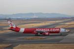 meijeanさんが、関西国際空港で撮影したタイ・エアアジア・エックス A330-343Xの航空フォト(飛行機 写真・画像)