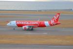 みのフォトグラファさんが、中部国際空港で撮影したエアアジア・ジャパン A320-216の航空フォト(飛行機 写真・画像)