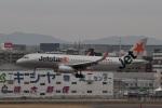 344さんが、福岡空港で撮影したジェットスター・ジャパン A320-232の航空フォト(飛行機 写真・画像)