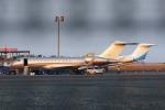 KAZKAZさんが、羽田空港で撮影したビスタジェット BD-700-1A10 Global 6000の航空フォト(飛行機 写真・画像)
