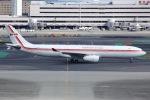 しゃこ隊さんが、羽田空港で撮影したガルーダ・インドネシア航空 A330-343Xの航空フォト(飛行機 写真・画像)