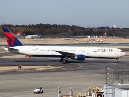 FT51ANさんが、成田国際空港で撮影したデルタ航空 767-432/ERの航空フォト(飛行機 写真・画像)