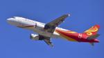 パンダさんが、成田国際空港で撮影した香港航空 A320-214の航空フォト(飛行機 写真・画像)