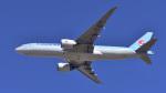 パンダさんが、成田国際空港で撮影した大韓航空 777-FB5の航空フォト(飛行機 写真・画像)