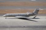 yabyanさんが、中部国際空港で撮影したウィルミントン・トラスト・カンパニー G650ER (G-VI)の航空フォト(飛行機 写真・画像)