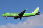 やまけんさんが、仙台空港で撮影したフジドリームエアラインズ ERJ-170-200 (ERJ-175STD)の航空フォト(飛行機 写真・画像)