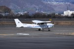 kumagorouさんが、仙台空港で撮影した海上保安庁 172S Turbo Skyhawk JT-Aの航空フォト(飛行機 写真・画像)