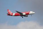 OMAさんが、シンガポール・チャンギ国際空港で撮影したエアアジア・インドネシア A320-216の航空フォト(飛行機 写真・画像)
