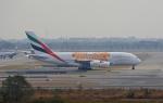 tsubameさんが、スワンナプーム国際空港で撮影したエミレーツ航空 A380-861の航空フォト(飛行機 写真・画像)