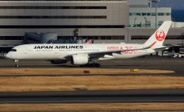 CL&CLさんが、羽田空港で撮影した日本航空 A350-941XWBの航空フォト(飛行機 写真・画像)