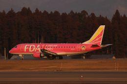 花巻空港 - Hanamaki Airport [HNA/RJSI]で撮影された花巻空港 - Hanamaki Airport [HNA/RJSI]の航空機写真