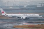 はやたいさんが、羽田空港で撮影した日本航空 A350-941XWBの航空フォト(飛行機 写真・画像)