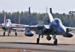 M.Ochiaiさんが、新田原基地で撮影した航空自衛隊 F-15DJ Eagleの航空フォト(飛行機 写真・画像)