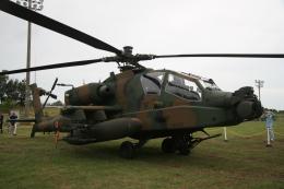 Mr.boneさんが、那覇空港で撮影した陸上自衛隊 AH-64Dの航空フォト(飛行機 写真・画像)