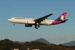 accheyさんが、福岡空港で撮影したハワイアン航空 A330-243の航空フォト(飛行機 写真・画像)