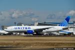 kina309さんが、成田国際空港で撮影したユナイテッド航空 777-222の航空フォト(飛行機 写真・画像)