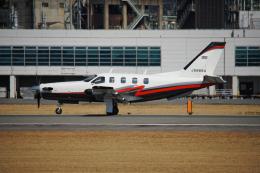 サボリーマンさんが、松山空港で撮影した日本個人所有 TBM-700の航空フォト(飛行機 写真・画像)