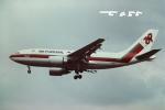 tassさんが、ロンドン・ヒースロー空港で撮影したTAPポルトガル航空 A310-304の航空フォト(飛行機 写真・画像)