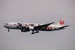 レドームさんが、羽田空港で撮影した日本航空 767-346/ERの航空フォト(飛行機 写真・画像)