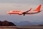 mojioさんが、静岡空港で撮影したチェジュ航空 737-8ASの航空フォト(飛行機 写真・画像)