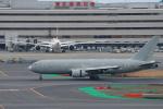 多摩川崎2Kさんが、羽田空港で撮影したイタリア空軍 KC-767A (767-2EY/ER)の航空フォト(飛行機 写真・画像)