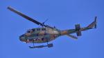 ららぞうさんが、札幌飛行場で撮影した陸上自衛隊 UH-1Jの航空フォト(飛行機 写真・画像)