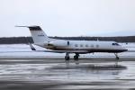 北の熊さんが、新千歳空港で撮影したN184PA LLCの航空フォト(飛行機 写真・画像)