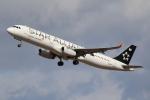 やまけんさんが、仙台空港で撮影したアシアナ航空 A321-231の航空フォト(飛行機 写真・画像)
