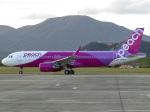 MARK0125さんが、新石垣空港で撮影したピーチ A320-214の航空フォト(飛行機 写真・画像)