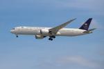 OMAさんが、シンガポール・チャンギ国際空港で撮影したサウディア 787-9の航空フォト(飛行機 写真・画像)