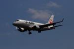 akinarin1989さんが、福岡空港で撮影したジェイ・エア ERJ-170-100 (ERJ-170STD)の航空フォト(飛行機 写真・画像)
