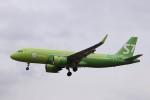 KAZFLYERさんが、成田国際空港で撮影したS7航空 A320-271Nの航空フォト(飛行機 写真・画像)
