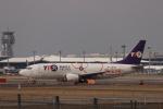 KAZFLYERさんが、成田国際空港で撮影したYTOカーゴ・エアラインズ 737-36Q(SF)の航空フォト(飛行機 写真・画像)