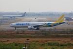 tsubameさんが、スワンナプーム国際空港で撮影したセブパシフィック航空 A330-343Xの航空フォト(飛行機 写真・画像)