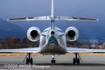アミーゴさんが、松本空港で撮影した静岡エアコミュータ Falcon 2000EXの航空フォト(飛行機 写真・画像)