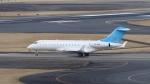 raichanさんが、成田国際空港で撮影したMillenium Symphony Ltd BD-700-1A10 Global 6000の航空フォト(飛行機 写真・画像)