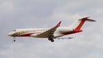 raichanさんが、成田国際空港で撮影したTAG エイビエーション・アジア BD-700-1A10 Global 6000の航空フォト(飛行機 写真・画像)