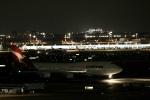 GRX135さんが、羽田空港で撮影したカンタス航空 747-438/ERの航空フォト(飛行機 写真・画像)