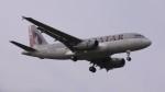 Mr.boneさんが、成田国際空港で撮影したカタールアミリフライト A319-133X CJの航空フォト(飛行機 写真・画像)
