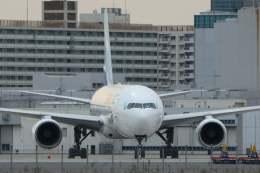 imosaさんが、羽田空港で撮影したユーロアトランティック・エアウェイズ 777-212/ERの航空フォト(飛行機 写真・画像)
