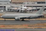 Chofu Spotter Ariaさんが、羽田空港で撮影したイタリア空軍 KC-767A (767-2EY/ER)の航空フォト(飛行機 写真・画像)