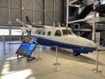 ユターさんが、あいち航空ミュージアムで撮影した三菱重工業 MU-2B-36の航空フォト(飛行機 写真・画像)