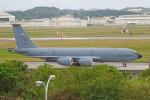 ちゃぽんさんが、嘉手納飛行場で撮影したアメリカ空軍 KC-135R Stratotanker (717-148)の航空フォト(飛行機 写真・画像)