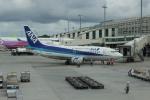 uhfxさんが、那覇空港で撮影した全日空 737-54Kの航空フォト(飛行機 写真・画像)