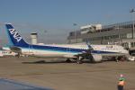 uhfxさんが、神戸空港で撮影した全日空 A321-211の航空フォト(飛行機 写真・画像)