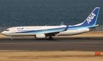 uhfxさんが、羽田空港で撮影した全日空 737-881の航空フォト(飛行機 写真・画像)