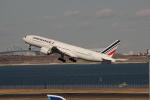 uhfxさんが、羽田空港で撮影したエールフランス航空 777-228/ERの航空フォト(飛行機 写真・画像)